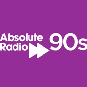 logo Absolute Radio 90s