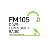 FM105 Down Community Radio