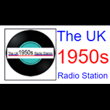 logo The UK 1950s Radio Station